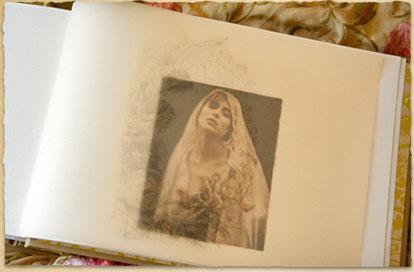 Ephemera Bliss Book by Jamie Gordon Fine Art Photography
